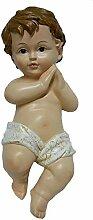 LANGOLO Baby Jesus '19cm Kunstharz Krippe