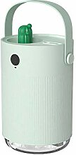 LANGPIG Dual-Spray-Luftbefeuchter USB-Aufladung