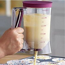 Lankater Manuelle 1pc Pancake-Maschine
