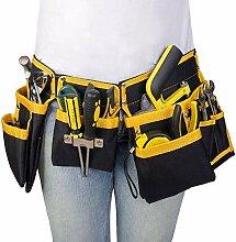 Lankater Multi-Functional Electrician Tools Bag