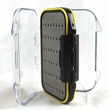 Lanlan Doppelseitige transparente Fliegenbox