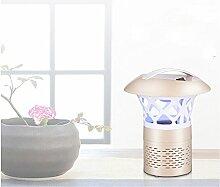 LanLan Sichere nichtstrahlende geräuschlose LED Moskito Mörder Lampen Nachtlicht Dekoration