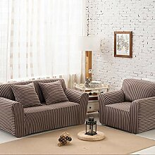 Lanqinglv Sofa Überwürfe Baumwolle Sofaüberwurf