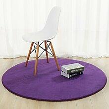 LANSEL Runder Teppich - DITAN09 Einfache