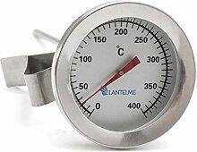 Lantelme 400 °C Grad Edelstahl