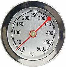 Lantelme 500 °C Grill Thermometer 15 cm Sonde