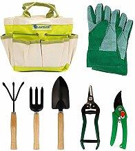 Lantelme Gartenwerkzeug Gartengeräte Set mit
