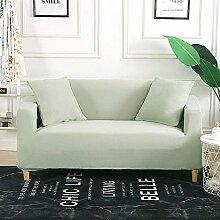 lanying 1/2/3/4 Sitze Sofaüberzug Couchbezug Sofa