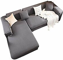 lanying Elastischer Sofabezug 3 Sitzer Loveseat