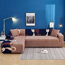 lanying Sofa-Überwürfe Sofahusse Couchhusse