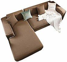 lanying Sofaüberwurf für Möbel Sofahusse Sofa