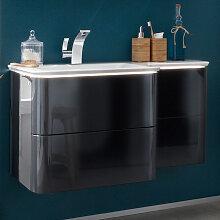 Lanzet EKKO Waschtisch mit Unterschrank 102 cm