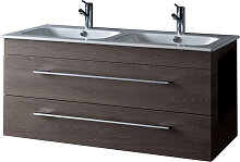 Lanzet K5 Waschtisch mit Unterschrank 121 cm