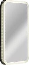 Lanzet Spiegel Flächenspiegel 45 cm