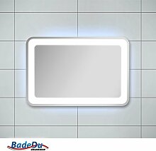 Lanzet Spiegel inkl. LED-Beleuchtung / 90 x 60 x