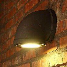 Laogg Wandleuchte LED Loft Retro-Lampen im Zimmer