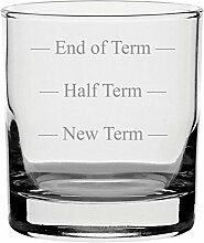 Lapal Dimension Traditionelles Whiskyglas mit DREI