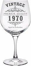 Lapal Dimension Vintage 1970 Copa Gin-Glas zum 50.