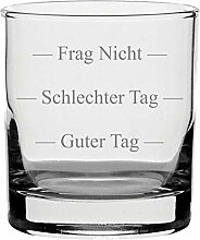 Lapal Dimension Whiskeybecher, Guter Tag!,