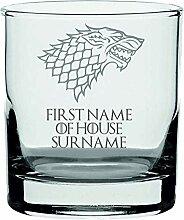 Lapal Dimension Whiskyglas, personalisierbar,