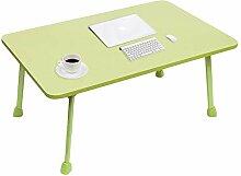 Laptop-Schreibtisch, Bett mit Schreibtisch,