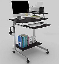 Laptop Schreibtisch Holz Moderne Computer