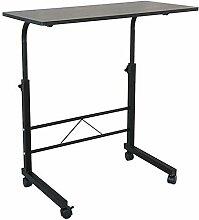 Laptop-Tisch Abnehmbare Spanplatte & Steel