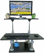 Laptopständer DD Stehender Computertisch Stehpult