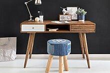 Laptoptisch bzw. Schreibtisch aus Massivholz
