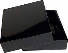 LAQ Design Fotobox Holz Pianolack Eigene Manufaktur