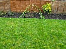 Large flexible Garten Spannreifen 10Stück