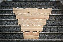 Larisa Pflanzkübel aus Holz, Pflanzkasten,