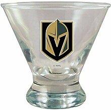 Las Vegas Golden Knights Stielloses Martiniglas,