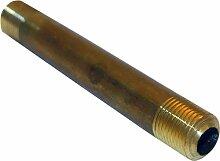 LASCO 17–93191/8von 3Zoll gelb Messing Rohr Nippel