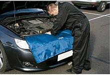 Laser Fahrzeug Schutzhülle Grill Cover Blau 1200x 500mm