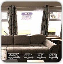 LaserCraft Caravan Line geätzt quadratisch Acryl Spiegel, silberfarben