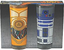 Lasgo Star Wars Set Becher Space Craft, mehrfarbig