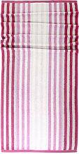 Lashuma Saunatuch Stripes, XXL Sauna Liegetuch