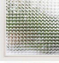 LASISZ 3D-Dekor Fensterfolie Datenschutz