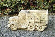 Lastwagen, Pflanzschale, Pflanzkübel Farbe