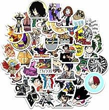 Later Auto Aufkleber Japan Anime Hero Academy