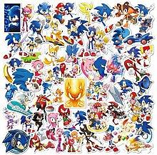 Later Sonic Cartoon Graffiti wasserdichte Trolley