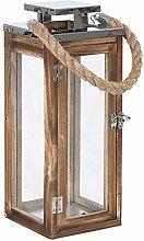Laterne Windlicht Gartenlaterne Amelie 2 | Holz |