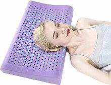 Latex-Kissen Massage Workbench Schnarchen