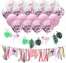Latex Luftballon Geburtstag Dekoration Party Set
