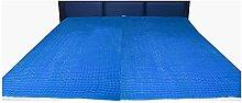 Latex Sleep Cool Gel-Matratze, 90 x 200 x 4 cm,