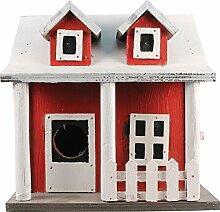 Lattenzaun Cottage Vogelhaus [Kitchen & Home]