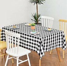 Lattice Polyester Tablecloth Hotel Household