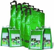 Laubsack Gartensack Packsack 120 Liter 260g /m² 4