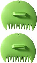 Laubsammler Kunststoff Leaf Schaufeln Laubgreifer